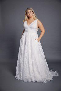 Plus size wedding dresses Adelaide Amaline Vitale Chloe
