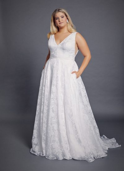 Plus size wedding dresses Adelaide Amaline Vitale Chloe