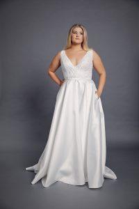 Plus size wedding dresses Adelaide Amaline Vitale Lucinda