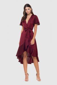 Burgundy_wrap_bridesmaids_dresses_adelaide