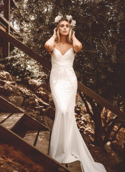 Wyatt lovers society boho wedding dresses Adelaide