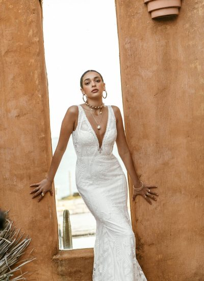 Lovers Society Wedding dresses Adelaide Hudson