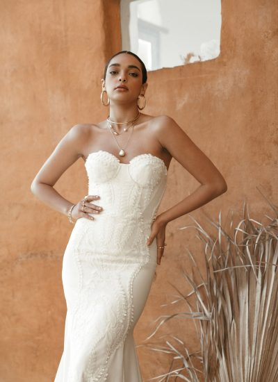 Lovers Society Wedding dresses Adelaide Maya