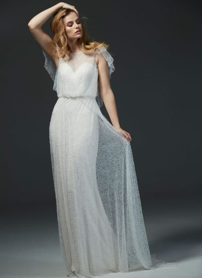 Hera Cuture plus size wedding dresses Adelaide Caccini gown