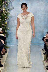 Plus size wedding dresses Adelaide Theia Gia