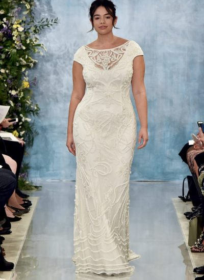 Plus size wedding dresses Adelaide Theia Gia