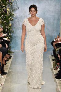 Plus size wedding dresses Adelaide Theia Lilia