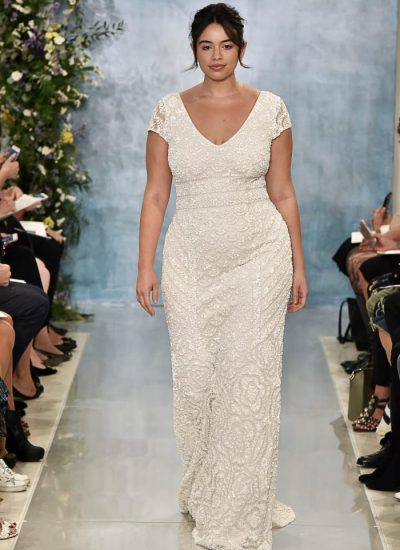 Plus size wedding dresses Adelaide Theia Lilia